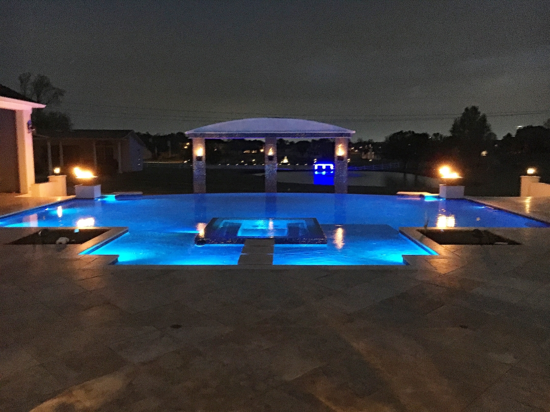 Swimming Pool Lighting And The Special Effect That Pools