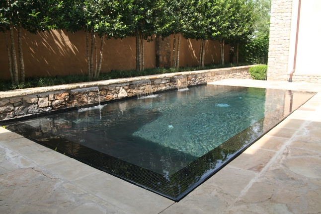 What Is A Perimeter Over Flow Pool
