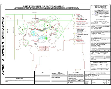 Phases Of Pool Construction Of An Atlantis Pool Tulsa Ok